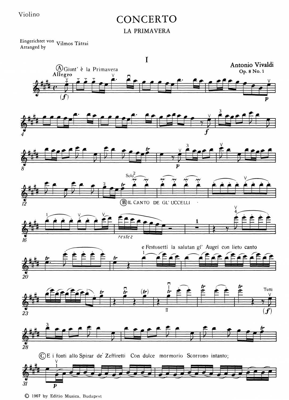 Времена года (Вивальди) — Википедия